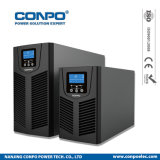 Pvt Series 1kVA/2kVA/3kVA Tower Online High Frequency UPS (with/without battery)