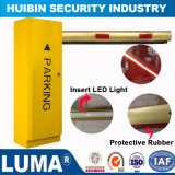 LED Safety Road Barrier Boom Traffic Barrier, Parking System Gate Barrier with Access Control