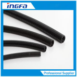 China Supplier PE Plastic Flexible Corrugated Tube for Electrical Wire