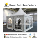 5X5m Gazebo Tent with High Peak for Outdoor Event