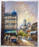 Wholesale Turkey Landscape Oil Painting Wall Art Directly From Factory