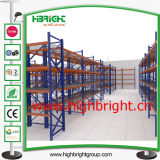 Certificated Heavy Duty Warehouse Pallet Rack with Wire Shelf