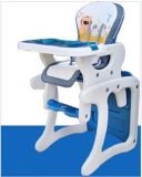 High Chairs with Playtable Conversion Feeding Chairs