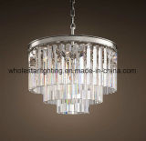 Classic Round Crystal Chandelier Lamp (WHG-630)