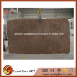 Multicolor Red Granite Slabs for Hotel Decoration