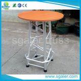 Modern Custom Aluminum Truss Bar Table and Chair on Sale