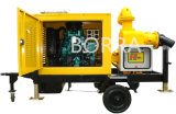 Trailer Self Priming Trash Diesel Engine Pump