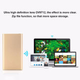 1080P WiFi Aluminum Alloy Ultra Thin External Power Bank Night Vision Camera Video Recorder DV DVR Camera