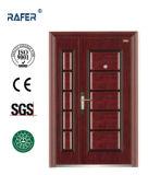 Cheap Mother Son Steel Door (RA-S147)