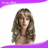 Mix Color Synthetic Wig