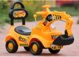 Factory Wholesale Cheap Price Plastic Toy Kids Ride on Truck
