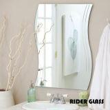 Rectangle/Round/Oval Waterproof Clear Bathroom Rustproof Mirror