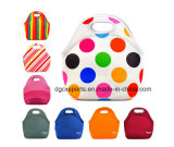 Wholesale Popular Neoprene Lunch Sleeve Picnic Wine Bottle Beach Tote Carrying Bag
