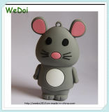 Mouse Shaped Cartoon Power Bank for Christmas Gift (WY-PB129)