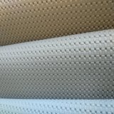 Commercial Artifical Synthetic PVC Leather for Marine-Cross