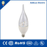 Energy Saving Dimmable 4.5W 7W E12 LED Candle Light
