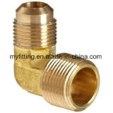 OEM 90 Degree Male Elbow Thread Cooper Brass Pipe Fitting for Pex-Al-Pex Pipe with Factory Price