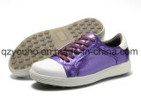 Wholesale Cheap Light Weight Colorful Ladies Casual Spikeless Golf Shoes