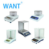 Electro Magnetic Force Sensor Analytical Balance