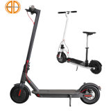 Two 2 Wheel Folded Xiaomi E Bike Song Gang Electric Bikes with a Seat
