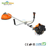 New! 42.7cc Grass Trimmer and Petrol Lawn Mower with Bike Handle