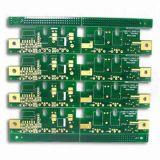 China Multilayer PCB Manufacture Customized 6 Layers Control Pinboard HDI PCB PCBA Board