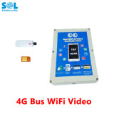 Money-Making WiFi Bus Wireless 4G Router with SIM Card Slot