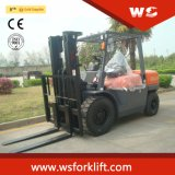 Excellent Price 4.5t/4500kg Diesel Forklift Truck with Japanese Brand Engine