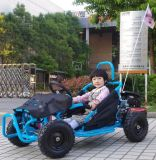 Newest Flexible Steering Ce 80cc Gas Mini Go Karts with EPA