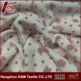 100% Polyester Plain Dyed Polar Fleece Two Side Brush and One Side Anti Pilling