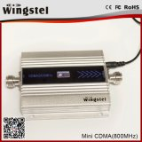2018 Hot New Mini 850MHz Signal Booster Silver Signal Amplifier for Mobile Office Use