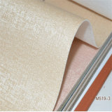 Good Flame Retardant Performance PU Leather for Furniture (HS-M351)