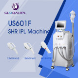 Shr IPL for Hair Removal, Pigtment Treatment, Skin Care (US 601F)