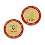 Wholesale Metal Enamel Military Army Coin