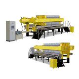 Leabon Offer Oil Filter Press Machine Price Filter Water for Sale
