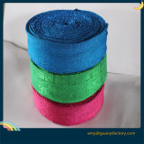 Stainless Steel Sponge Scourer Scrubber Material Cleaning Cloth in Rolls