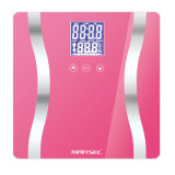 Electronic Digital Platform Bathroom Body Fat Body Weight Scale