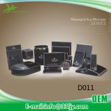 Manufacturer PU Leather for Guest Room Hotel Amenity