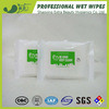 Cheap Wholesale Antibacterical Cleaning Wet Wipes in Single Pack