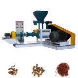 Poultry Farm Cheap Automatic Dog Feed Machine / Pet Food Extruder Machine