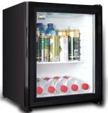 Orbita 30L Glass Door Minibar Absorption Ammonia Mini Fridge, Small Refrigerator