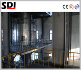 Flash Drying Machine with High Speed Atomizer Nozzle for Powdering