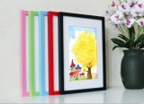 Factory Direct Sale Wholesale Creative Multicolor and Multi Sized Solid Wood Photo Frame