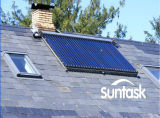 Suntask123 Pressurized Solar Water Heater 300L for Family Use (SFCY-300-30)
