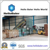 Semi Automatic Carboard Baling Machine with Conveyor (HSA7-10)