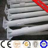 2.5m-50m Galvanzied Coated Used for Square Garden Bridge Street Lighting Pole