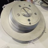 Factory Supplied E One Certificate Approved Dacromet Brake Discs