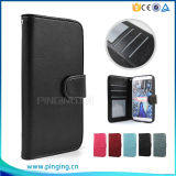 Leather Back Cover Flip Case for Alcatel One Touch Pop Astro 5042t