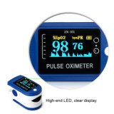 Medical Equipment FDA Approved Low-Cost Wholesale OLED Display SpO2 with Sleep Monitoring Digital Fingertip Pulse Oximeter