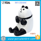 Relaxing Animal with Coin Bank Push The Phone Cell Phone Holder